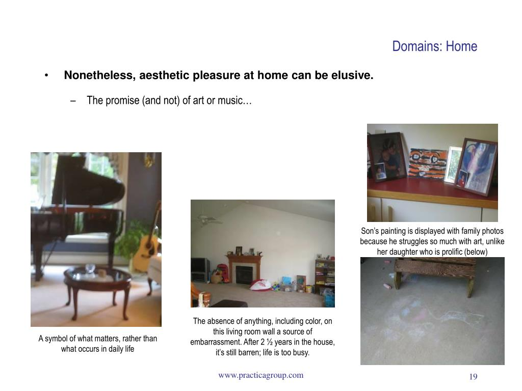 Domains: Home