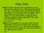daily visits41