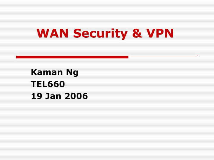 wan security vpn n.