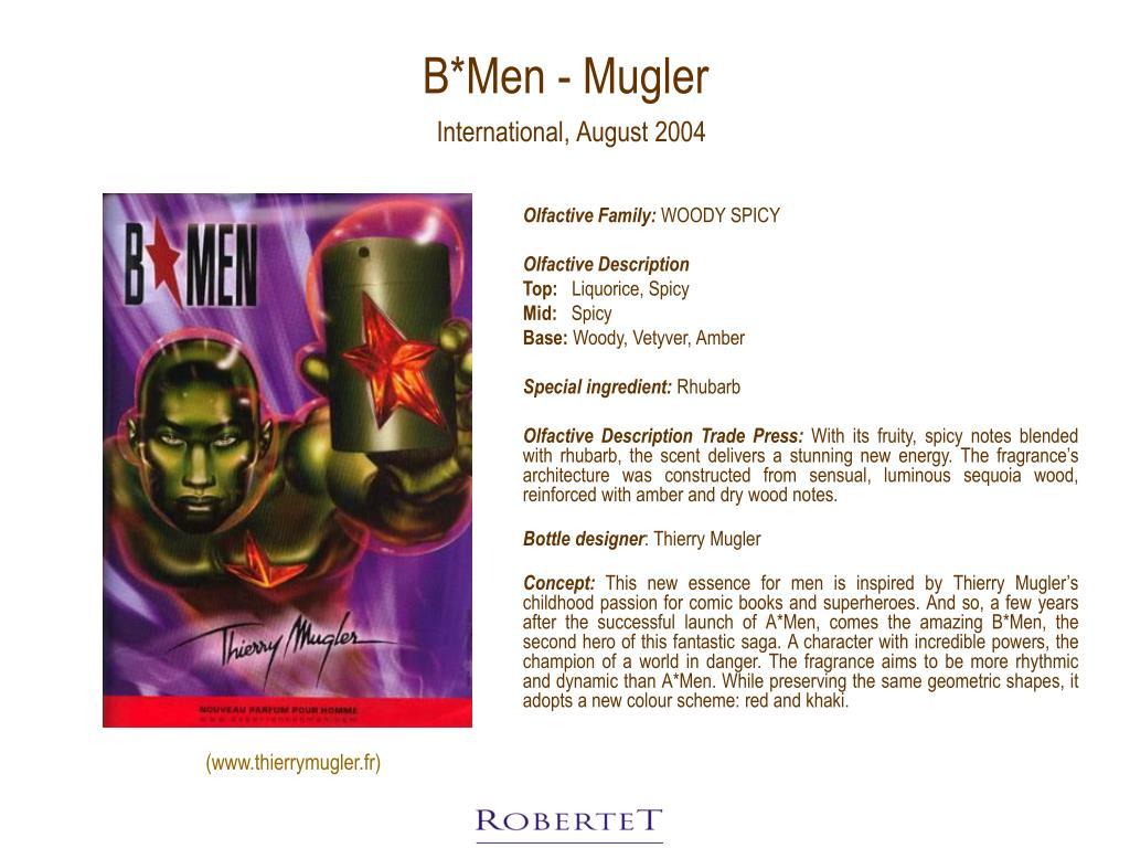 B*Men - Mugler