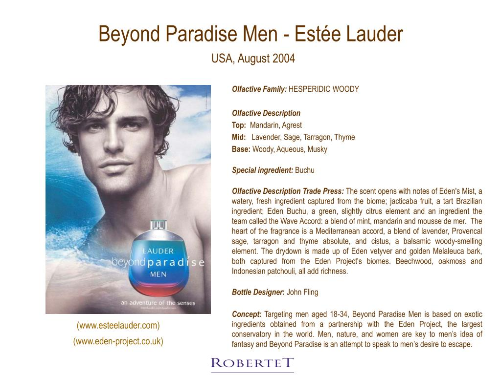 Beyond Paradise Men - Estée Lauder