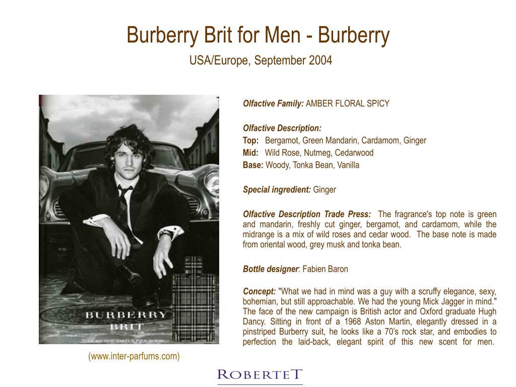 Burberry Brit for Men - Burberry