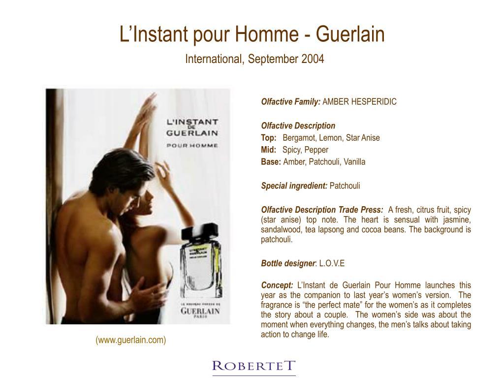 L'Instant pour Homme - Guerlain