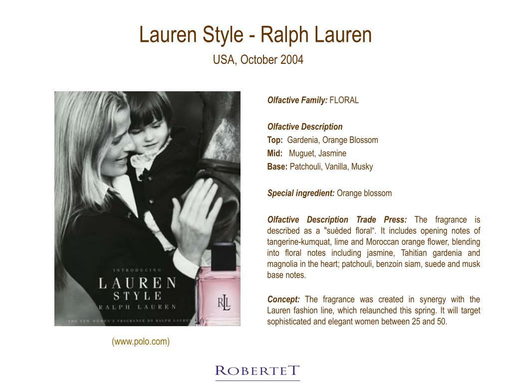 Lauren Style - Ralph Lauren