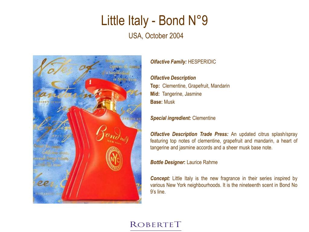 Little Italy - Bond N°9