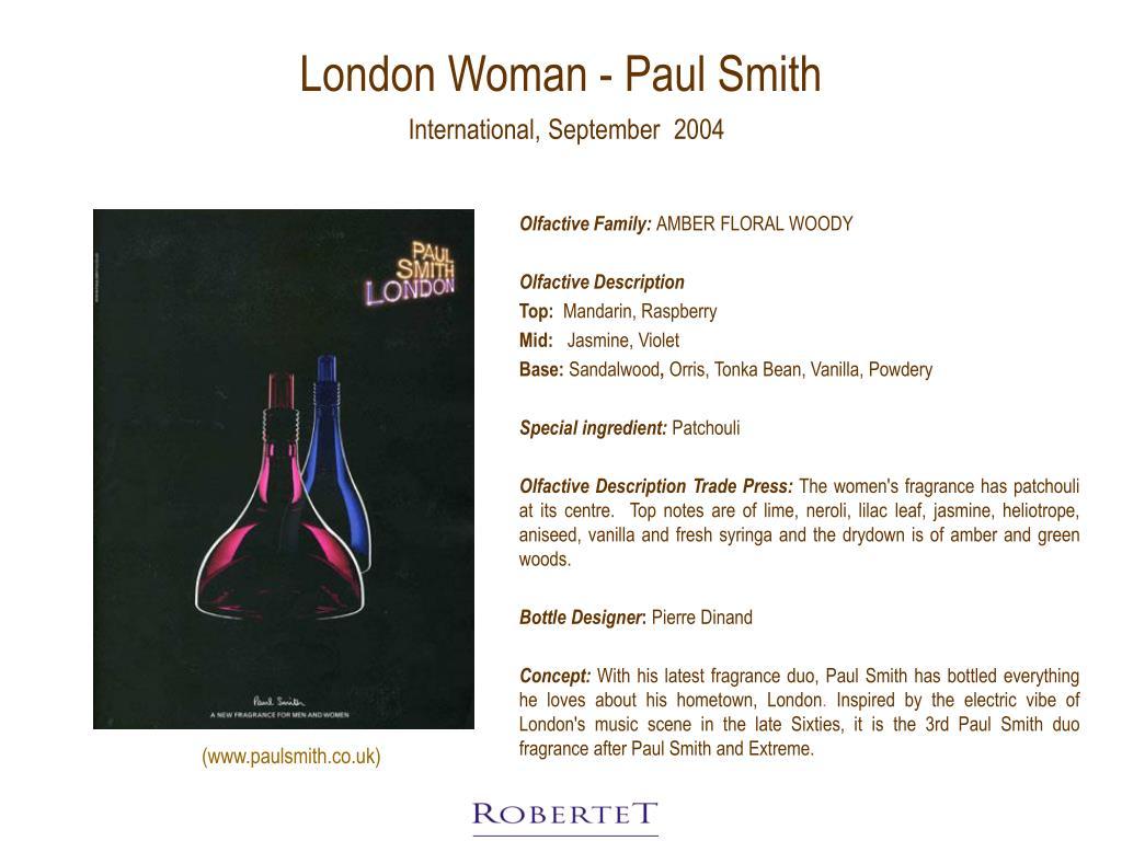 London Woman - Paul Smith