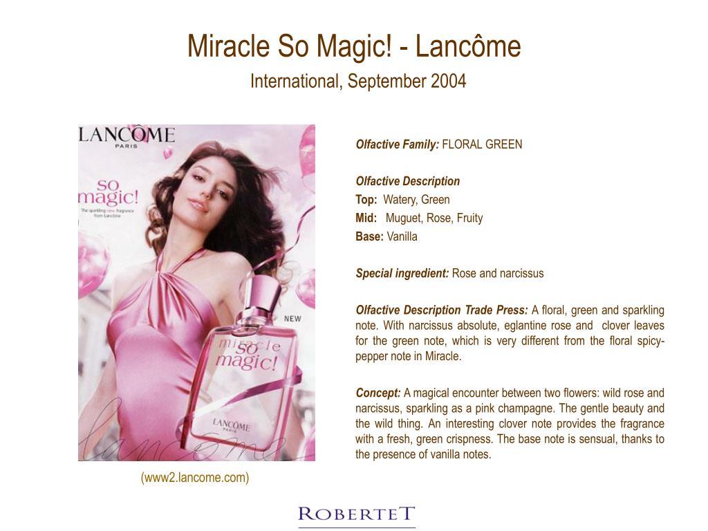 Miracle So Magic! - Lancôme