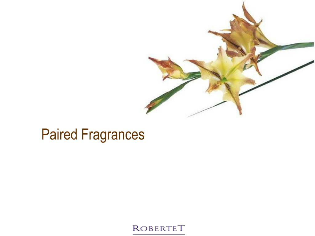 Paired Fragrances