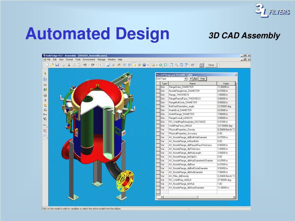 Automated Design