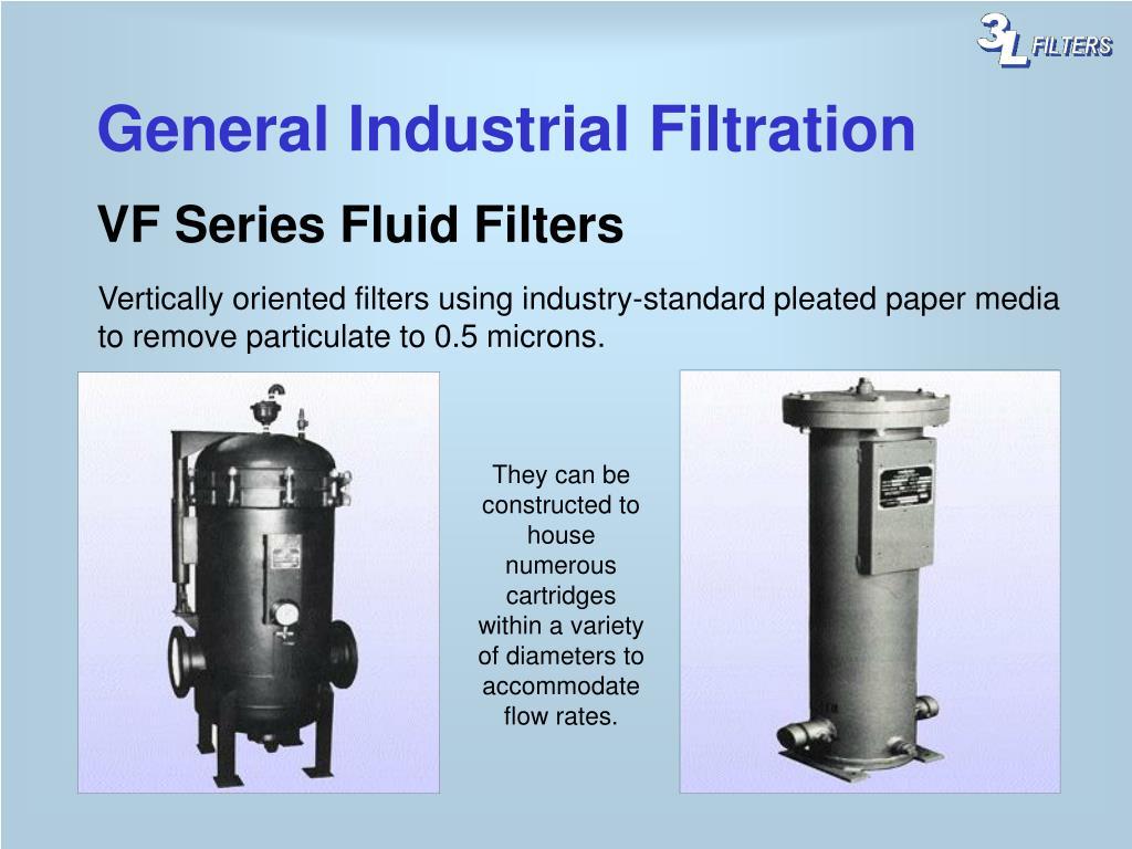 General Industrial Filtration