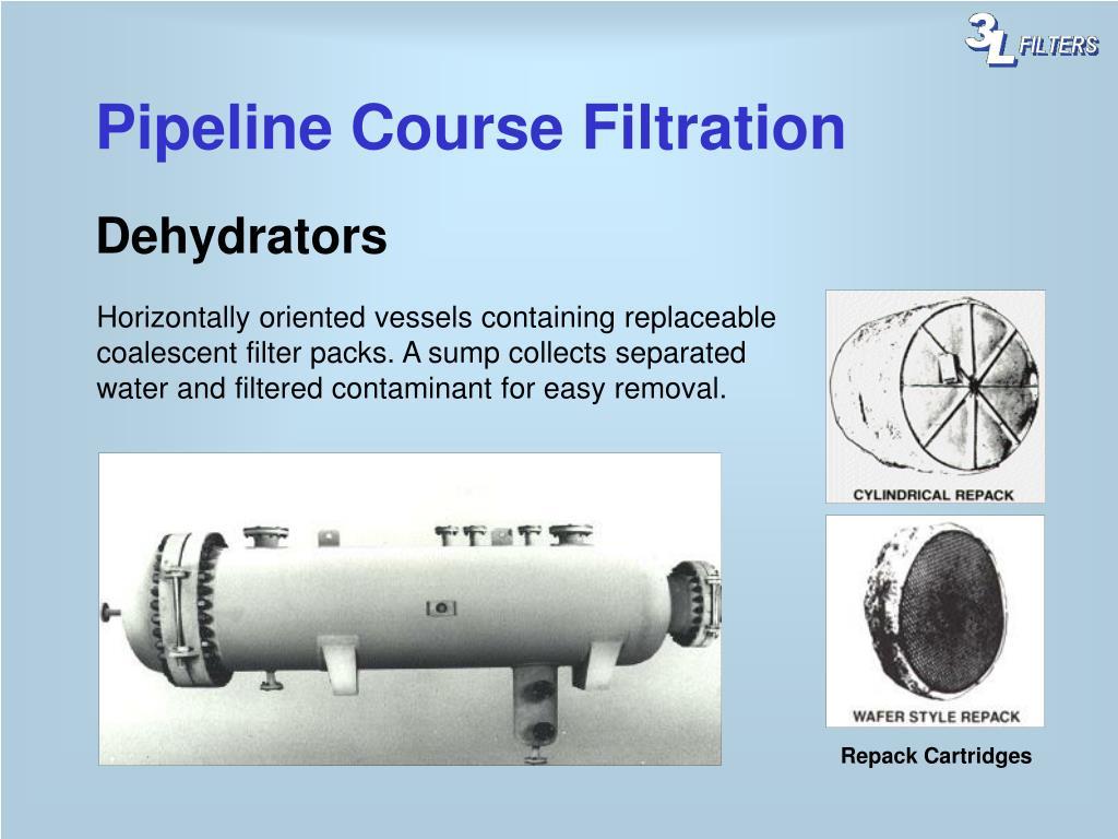 Pipeline Course Filtration