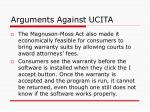 arguments against ucita25
