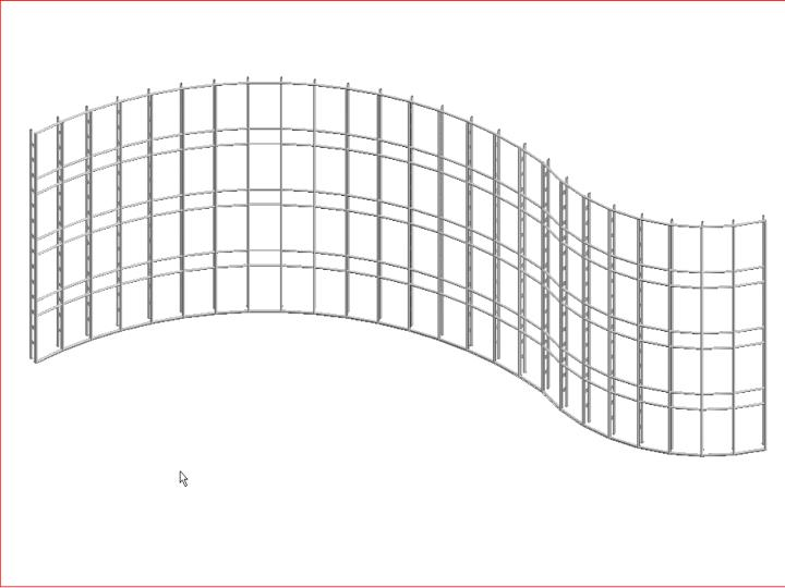 Constraints of curved arc angle / distance