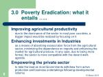 3 0 poverty eradication what it entails6