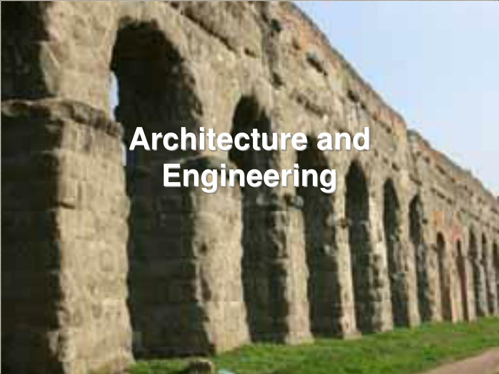 Architecture and