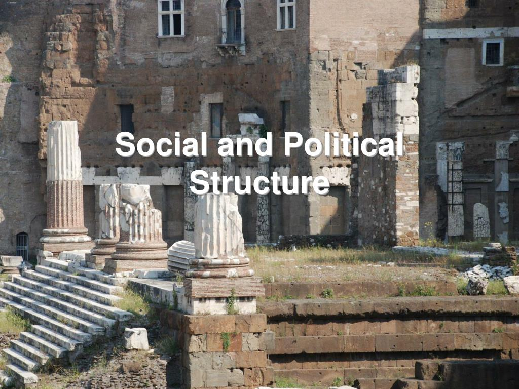 Social and Political
