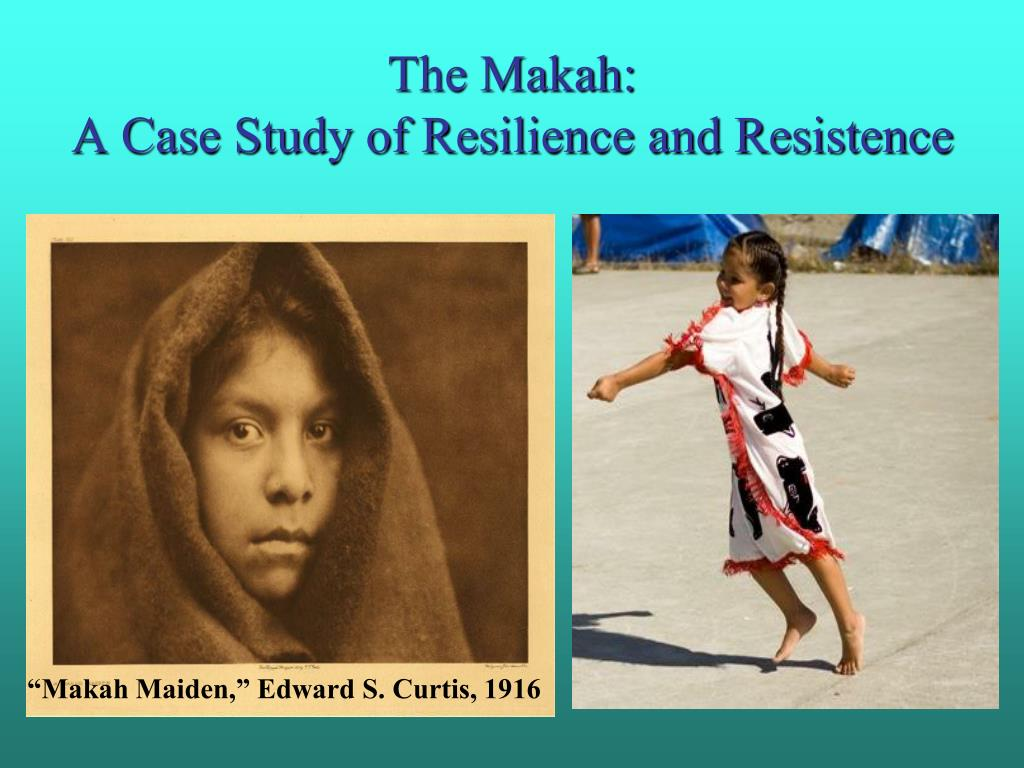 the makah a case study of resilience and resistence l.