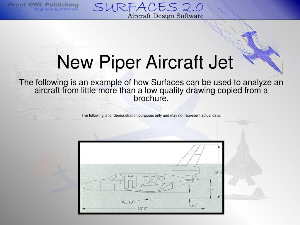 Ppt New Piper Aircraft Jet Powerpoint Presentation Free Download Id 168762