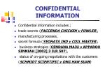 confidential information45