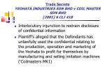 trade secrets yeohata industries sdn bhd v coil master sdn bhd 2001 6 clj 418