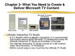 chapter 3 what you need to create deliver microsoft tv content4