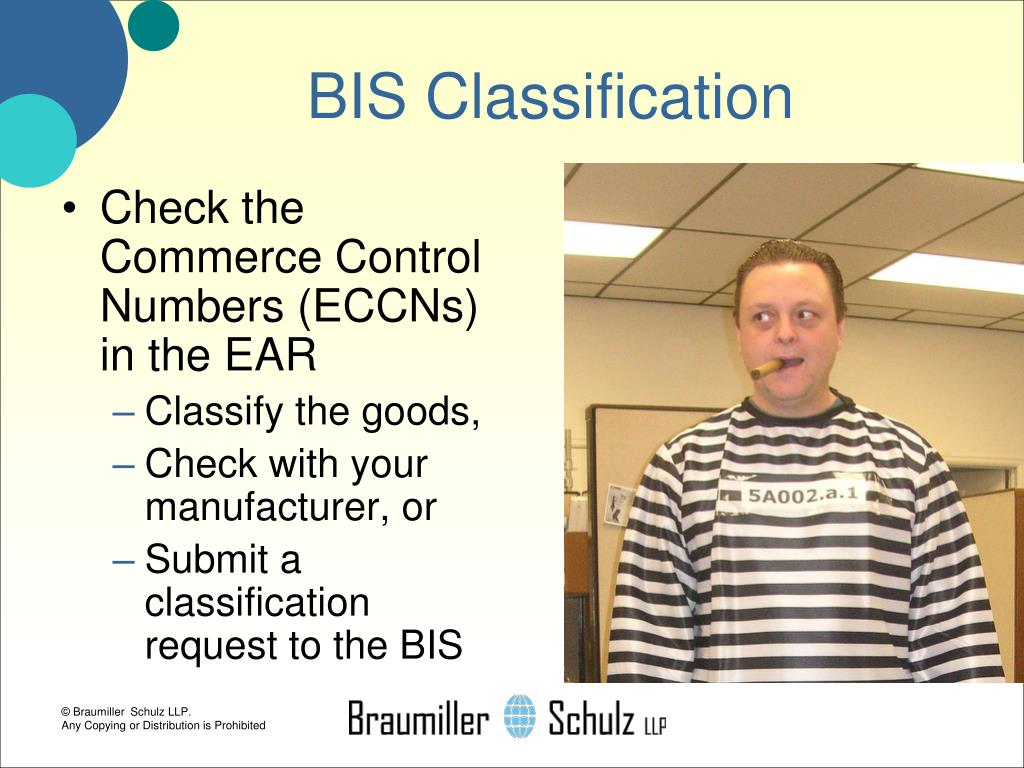 BIS Classification