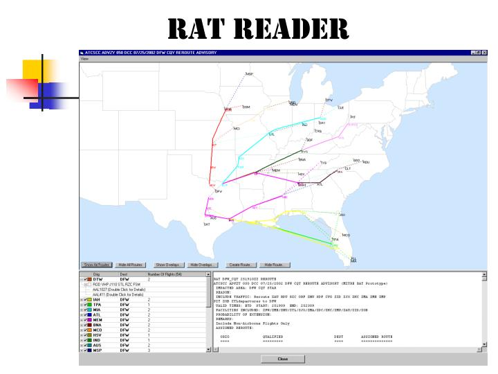 RAT READER
