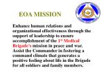eoa mission