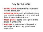 key terms cont4