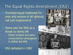 the equal rights amendment era
