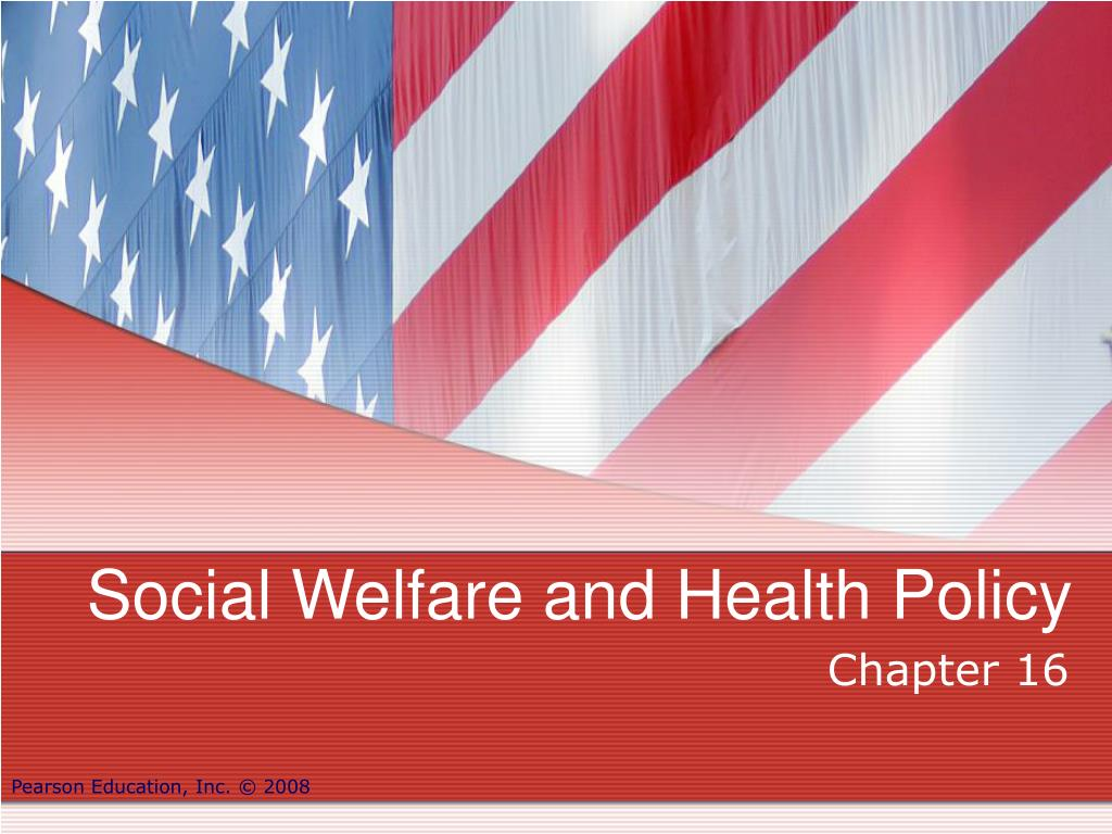 social welfare and health policy l.