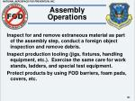 assembly operations51