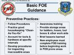 basic foe guidance27