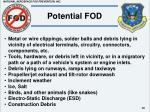 potential fod14