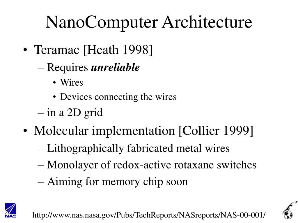 NanoComputer Architecture