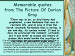 memorable quotes from the picture of dorian gray37