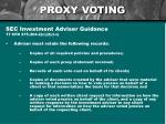 proxy voting11