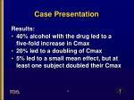 case presentation5