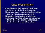 case presentation6