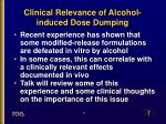 clinical relevance of alcohol induced dose dumping2