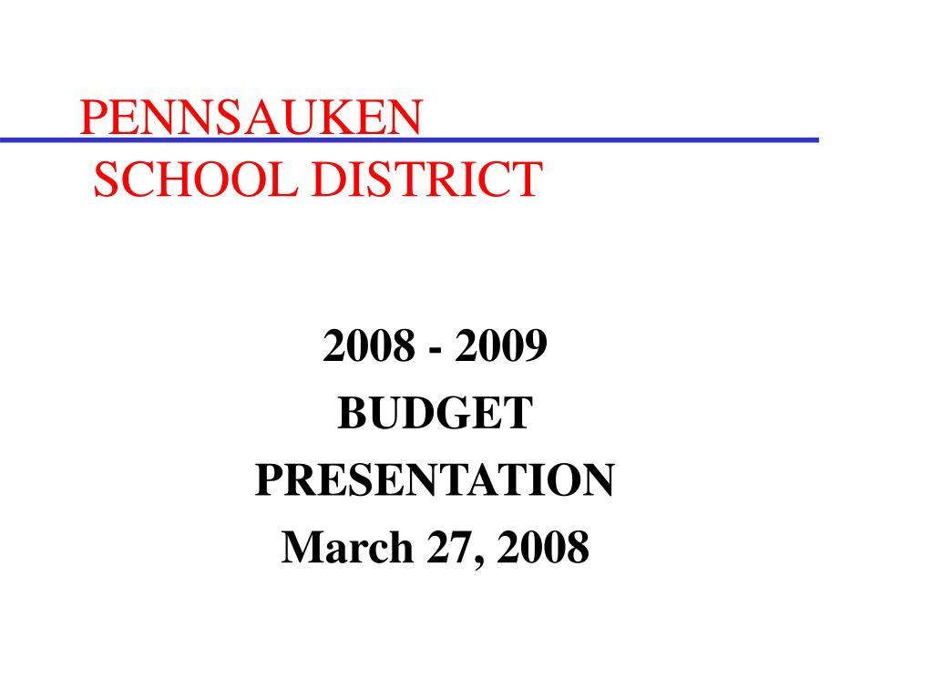 pennsauken school district l.