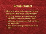 group project18