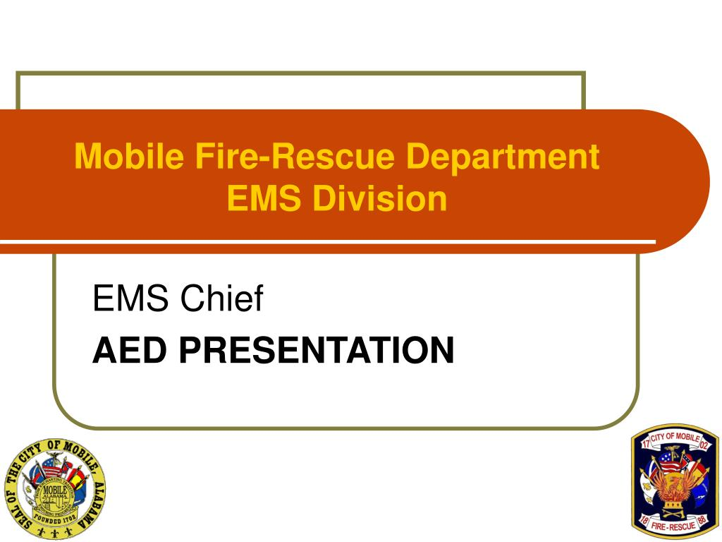mobile fire rescue department ems division l.