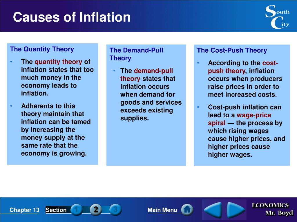 The Quantity Theory