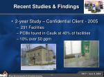 recent studies findings12