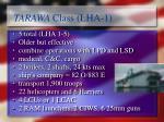 tarawa class lha 1