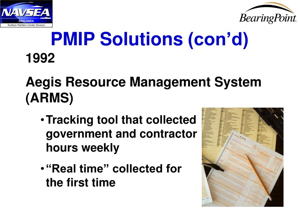PMIP Solutions