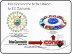 intercommerce now linked to eu customs