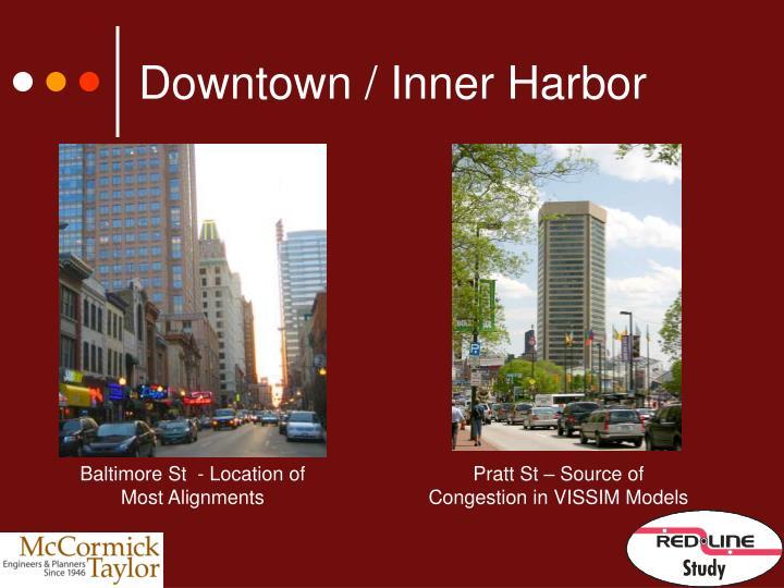 Downtown / Inner Harbor