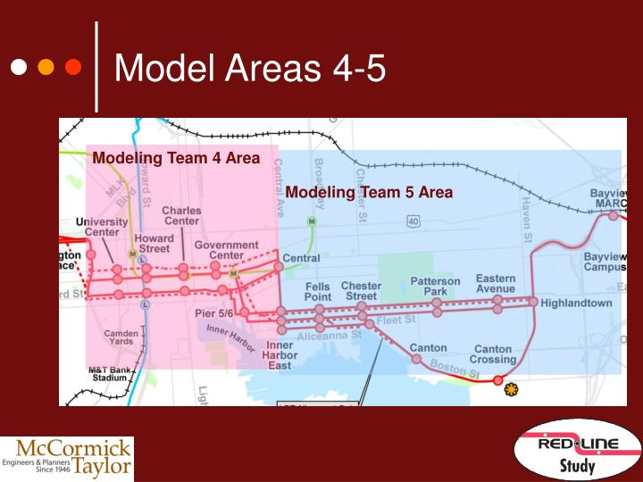 Model Areas 4-5